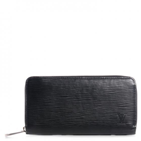 Lv Zippy Epi Leather Wallet