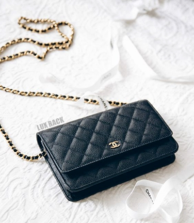 CHANEL MINI FLAP QUILTED CHAIN BAG