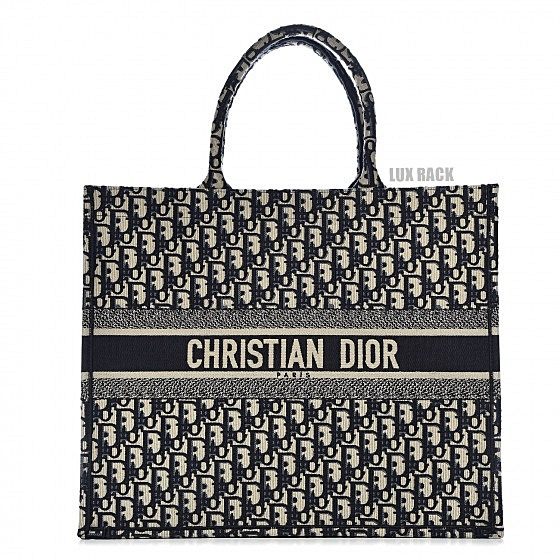 DIOR BOOK TOTE (Styles Available)