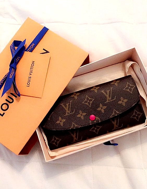 LV EMILIE WALLET - Styles/Colors Available