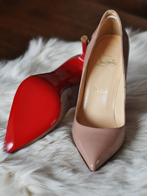 LOUBOUTIN 'RED BOTTOM' PUMPS - Colors Available