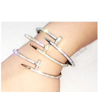 cartier nail bracelet replica nail bracelet mens cartier ...