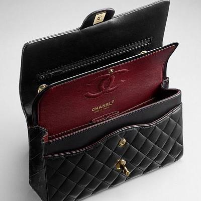 CHANEL CAVIAR CLASSIC HANDBAG - Colors Available