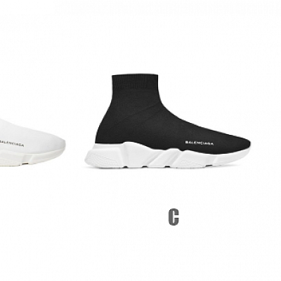 BALENCIAGA SPEED TRAINERS - Colors Available