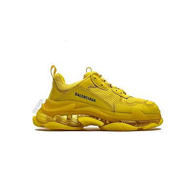 BALENCIAGA 'CLEAR SOLE' TRIPLE S SNEAKER (Styles Available)