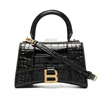 BALENCIAGA HOURGLASS HANDBAG - (Styles Available)