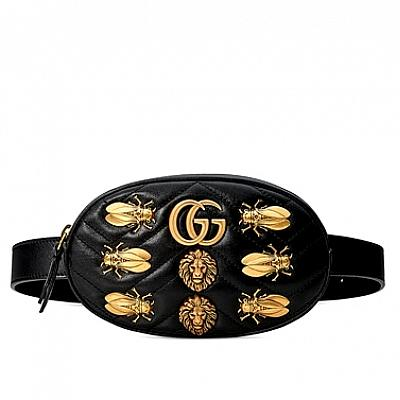 aa42f5585b21 gucci fanny pack price gucci fanny pack small gg marmont 2.0 bug ...