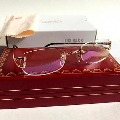 CARTIER GLASSES - COLORS AVAILABLE