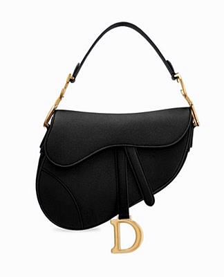 DIOR SADDLE BAG / SMOOTH
