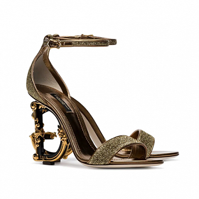 DOLCE AND GABANNA WEDGE HEELS