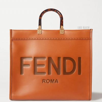 FENDI ROMA TOTE HANDBAG - (Colors Available)