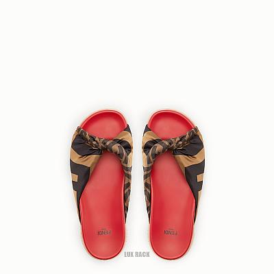 FENDI KNOT SLIDES