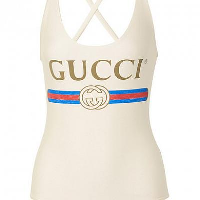 GUCCI PRINT SWIMSUIT (Colors Available)
