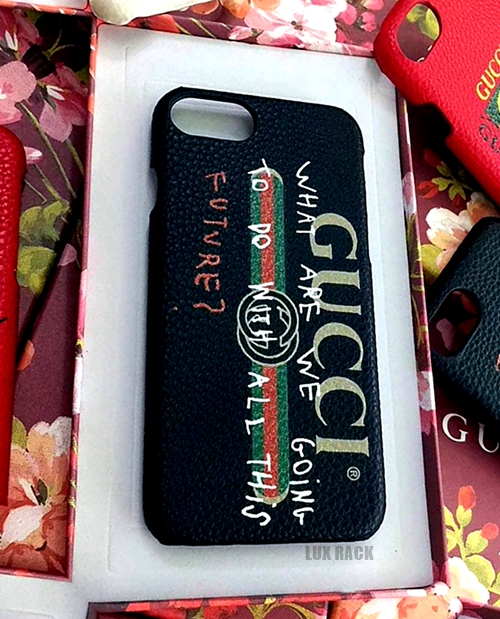 GUCCI ASSORTED PHONE CASES