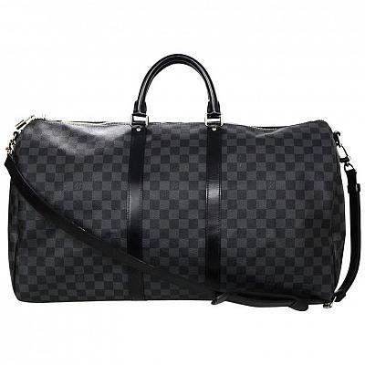 LV TRAVEL KEEPALL DUFFLE BAG - Styles Available