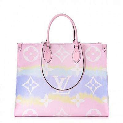 LV ESCALE ON THE GO TOTE / Colors Available