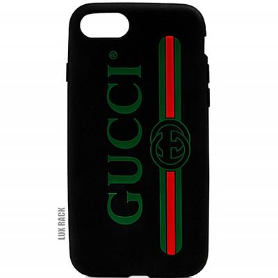 GUCCI PRINT PHONE CASE