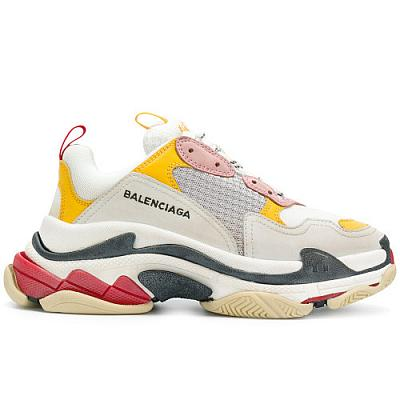 BALENCIAGA MULTI-COLOR TRIPLE-S SNEAKERS