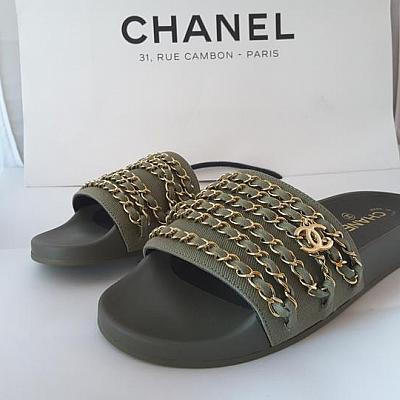 157b55817128 chanel slides chanel shoes sneakers chanel mules slides chanel shoes ...