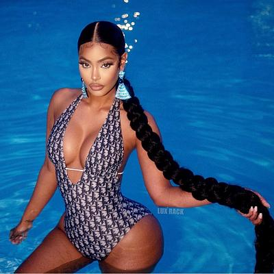 DIOR ONE PIECE SWIM SUIT - (Styles Available)