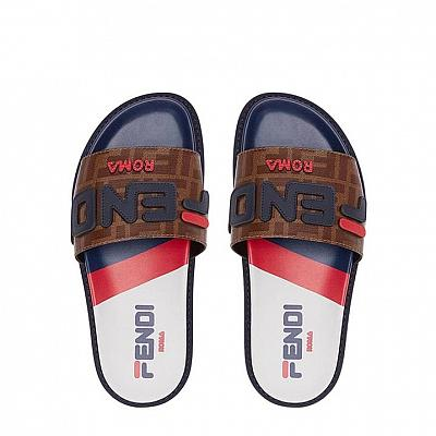 FENDI X FILA SLIDES