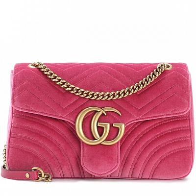 GUCCI MARMONT SUEDE - COLORS AVAILABLE