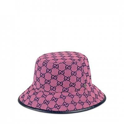 GUC MULTICOLOR BUCKET HAT CANVAS FEDORA - (Styles Available)