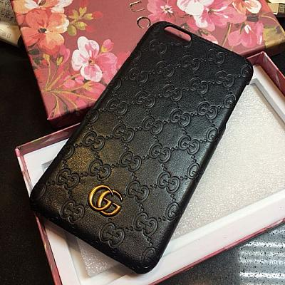 GUCCI MONOGRAM PHONE CASE