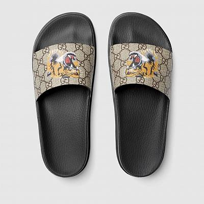 08daebae0409 gucci bloom slides blue gucci bloom slides replica gucci bloom ...