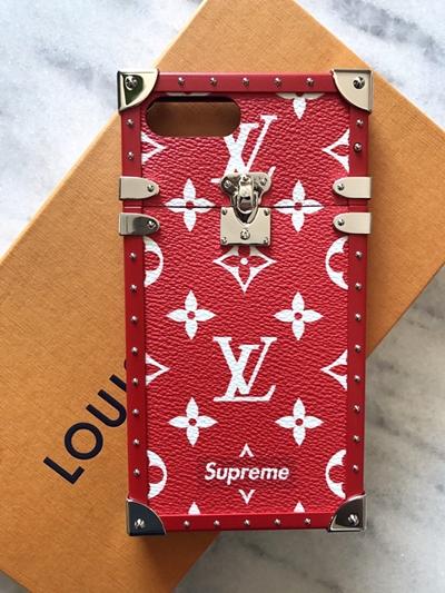 LV SUPREME TRUNK CASE