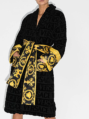 VERSACE ROBE - Mens/Womens/Colors Available