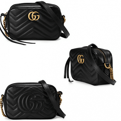 Gucci Maltese Camera Bag Crossbody