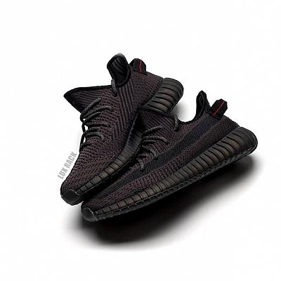 YEEZY V2 BOOST 350 BLACK - Limited New Release