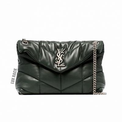 YSL PUFF SOFT SHOULDER BAG (Styles Available)